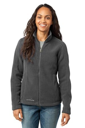 eddie bauer-ladies full-zip fleece jacket eb201