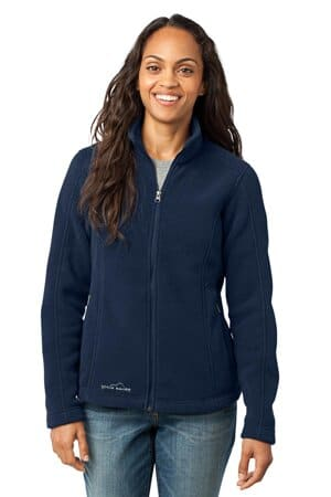 EB201 eddie bauer-ladies full-zip fleece jacket
