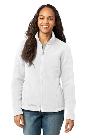 eddie bauer-ladies full-zip fleece jacket eb201