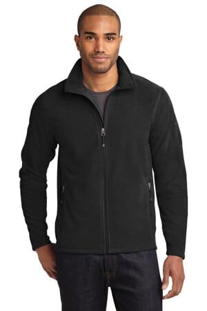 EB224 eddie bauer full-zip microfleece jacket