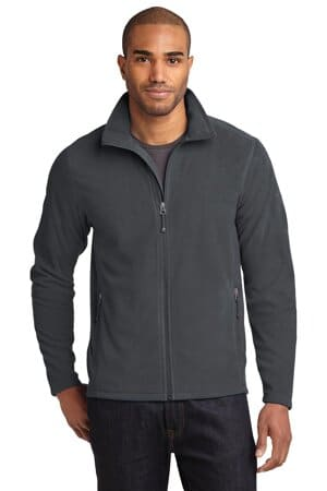 EB224 eddie bauer full-zip microfleece jacket eb224