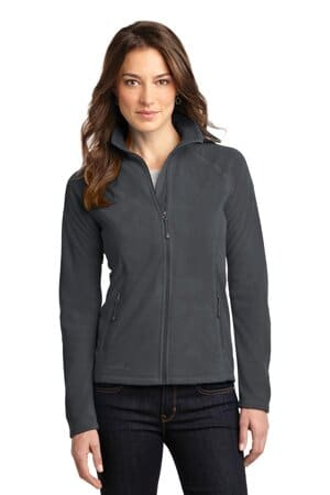eddie bauer ladies full-zip microfleece jacket eb225
