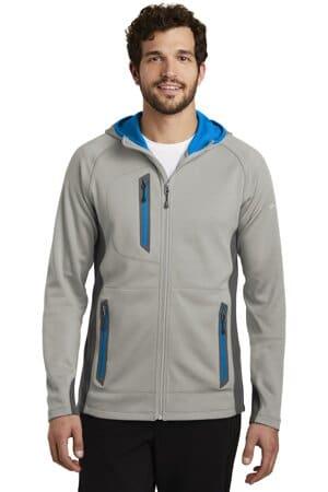 eddie bauer sport hooded full-zip fleece jacket eb244