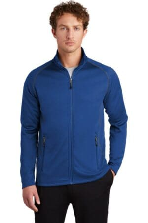 eddie bauer smooth fleece base layer full-zip eb246