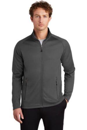 EB246 eddie bauer smooth fleece base layer full-zip