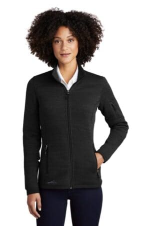 EB251 eddie bauer ladies sweater fleece full-zip eb251
