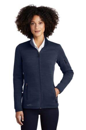 EB251 eddie bauer ladies sweater fleece full-zip