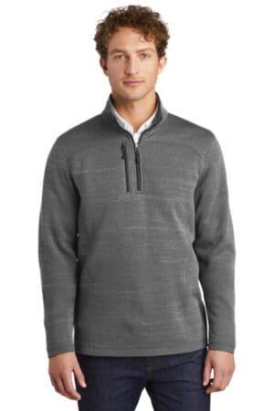 EB254 eddie bauer sweater fleece 1/4-zip eb254