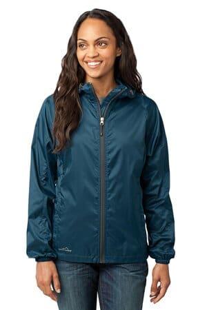 EB501 eddie bauer-ladies packable wind jacket