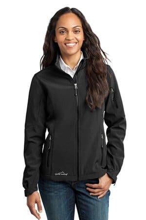 EB531 eddie bauer-ladies soft shell jacket eb531