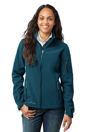 EB531 eddie bauer-ladies soft shell jacket eb531