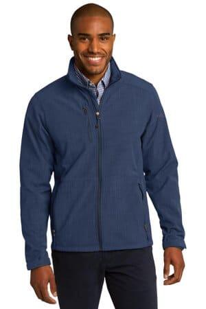eddie bauer shaded crosshatch soft shell jacket eb532