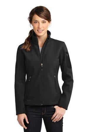 EB535 eddie bauer ladies rugged ripstop soft shell jacket