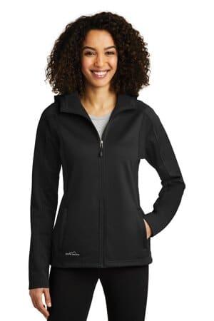 EB543 eddie bauer ladies trail soft shell jacket