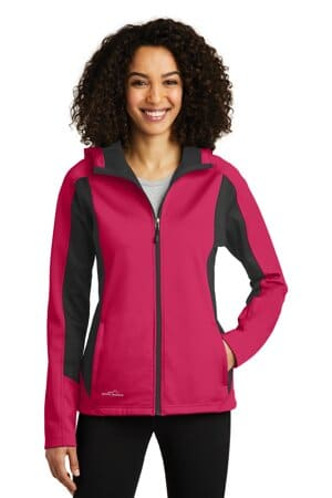 EB543 eddie bauer ladies trail soft shell jacket eb543