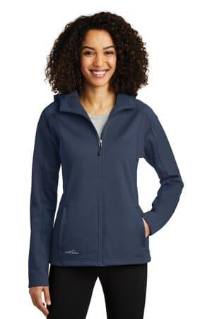 EB543 eddie bauer ladies trail soft shell jacket eb543