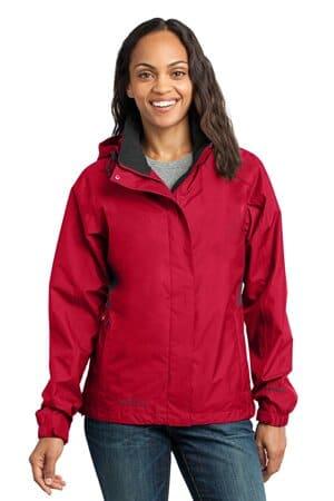 EB551 eddie bauer-ladies rain jacket eb551