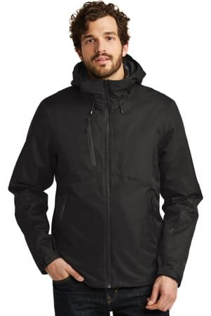 EB556 eddie bauer weatheredge plus 3-in-1 jacket eb556