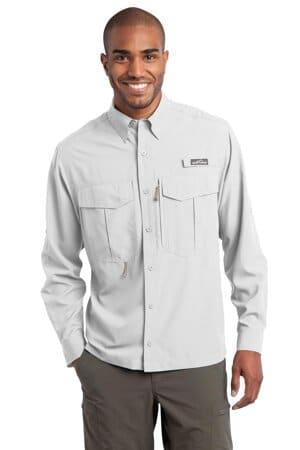 eddie bauer-long sleeve performance fishing shirt eb600