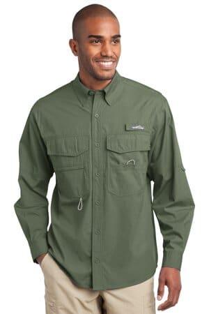 EB606 eddie bauer-long sleeve fishing shirt eb606