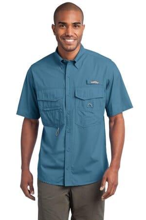 EB608 eddie bauer-short sleeve fishing shirt eb608