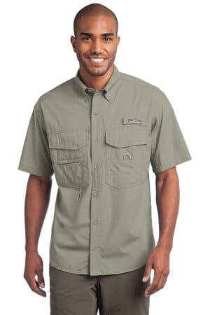 EB608 eddie bauer-short sleeve fishing shirt