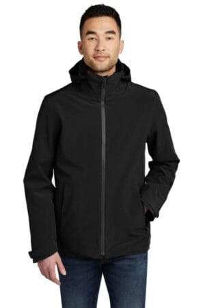 EB656 eddie bauer weatheredge 3-in-1 jacket