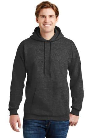 F170 hanes ultimate cotton-pullover hooded sweatshirt