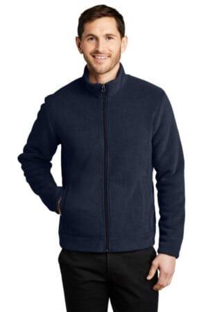 F211 port authority ultra warm brushed fleece jacket