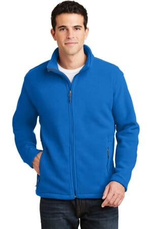 F217 port authority value fleece jacket