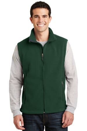 F219 port authority value fleece vest f219