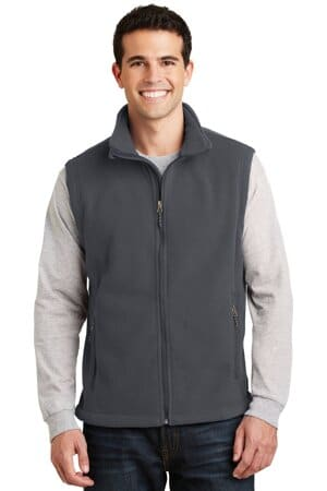 F219 port authority value fleece vest