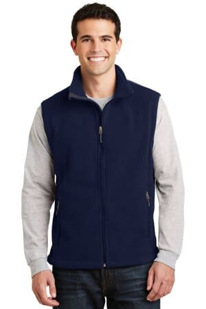 F219 port authority value fleece vest f219