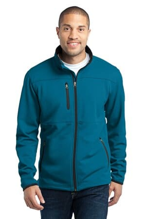 F222 port authority pique fleece jacket f222