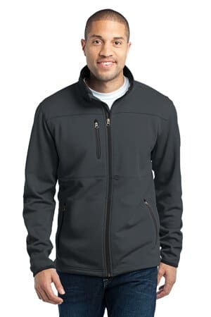 F222 port authority pique fleece jacket f222
