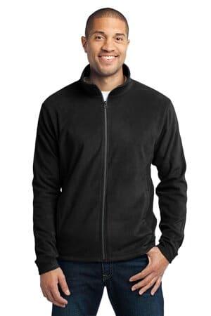 F223 port authority microfleece jacket f223