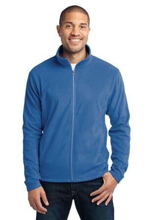 F223 port authority microfleece jacket