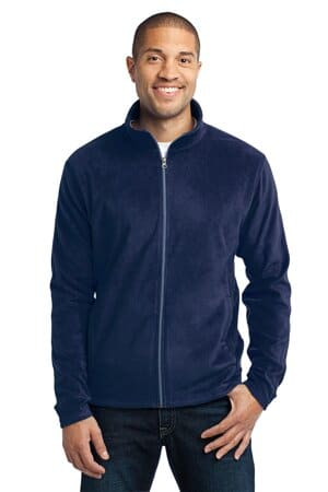 F223 port authority microfleece jacket f223