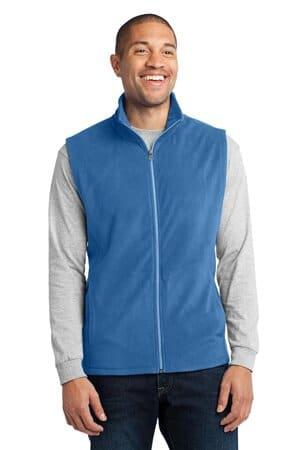 F226 port authority microfleece vest