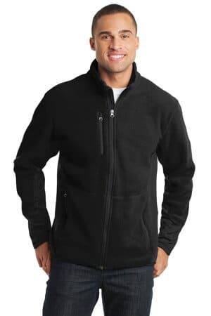 port authority r-tek pro fleece full-zip jacket f227