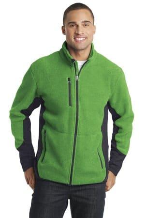 F227 port authority r-tek pro fleece full-zip jacket