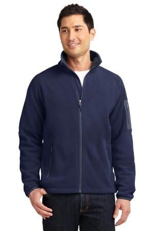 port authority enhanced value fleece full-zip jacket f229