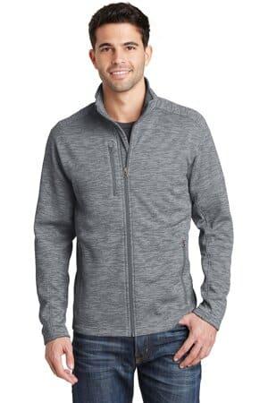 F231 port authority digi stripe fleece jacket f231