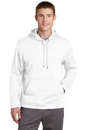 F244 sport-tek sport-wick fleece hooded pullover f244