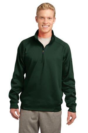 F247 sport-tek tech fleece 1/4-zip pullover f247