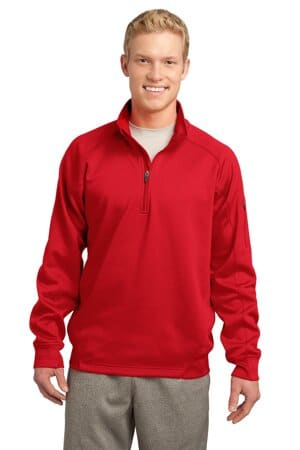 F247 sport-tek tech fleece 1/4-zip pullover f247