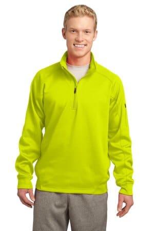 F247 sport-tek tech fleece 1/4-zip pullover