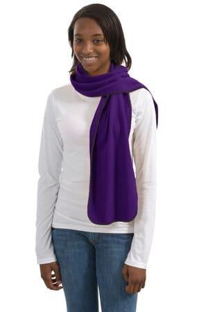 FS01 port authority r-tek fleece scarf