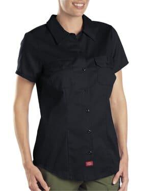 FS574 Dickies 525 oz short-sleeve work shirt