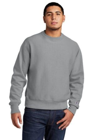 GDS149 champion reverse weave garment-dyed crewneck sweatshirt